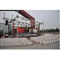 Free Design Spigot Aluminum Stage Truss For Corporate Events Concerts Manufactures