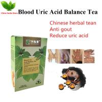 Herbal gout treatment Chinese gout relief tea teabag podagra big toe medication uric acid balance gout foot remedies Manufactures