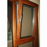 Easy-to-install Aluminum Tilt-turn Window with Various Glazing, Customized Sizes are Accepted Manufactures