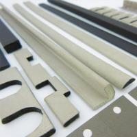 Electrostatic Release Conductive Fabric Over Foam Gaskets Shear Resistance EFOF Manufactures