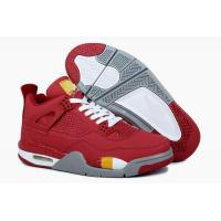 Free Shipping cheap Mens jordan 4 Athletic Basketball Shoes Men Fashion shoes In Size US 41 -47 at wholesale-online.cn Manufactures