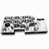 Customized OEM 350 x 160 x 34mm Precision CNC Milling Part For 3G Telecommunication Manufactures