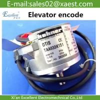 China OTIS Otis Elevator accessories West Otis gearless machine encoder TAA633K151 on sale