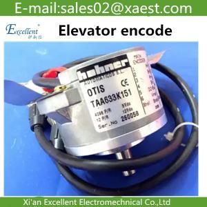 OTIS Otis Elevator accessories West Otis gearless machine encoder TAA633K151 Manufactures