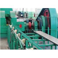 China Seamless Stainless Steel Pipe Making Machine , Three Roller Pipe Cold Rolling Mill on sale