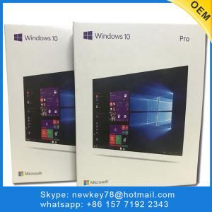 System Builder Windows 10 Pro Retail Product Key 64 Bits 3.0 USB Flash Drive Manufactures