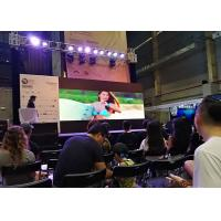 Seamless Rental Led Display Video Wall , P5.95 Outdoor Led Screen Hire For Trade Show Manufactures