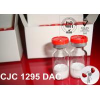 Human Growth Hormone Muscle Growth Weight Loss Steroids CJC1295 DAC for Bodybuilding (87616-84-0) Manufactures