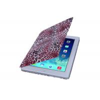 Eco-friendly Book stand Leather Tablet Case For Ipad Air 2 OEM Manufactures