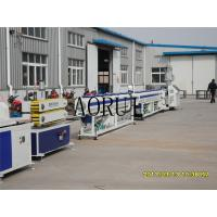 Drainage CPVC Pipe Machinery PVC Pipe Twin Screw Extruder For Cable Coating Manufactures