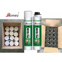 PU Foam Spray For Filling And Sealing Gaps / Joint / Openings Manufactures