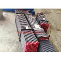 China YN27C Machine Dth Drill Rods Tapered Drill Steels Corrosion Resistance on sale