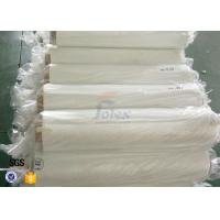 6522 0.12mm Plain Boat Building Fiberglass Fabric 120gsm Fiber Glass Cloth Manufactures
