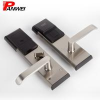 RFID M1 Card Open Key Card Hotel Lock With Free System Manage Titanium alloy Manufactures