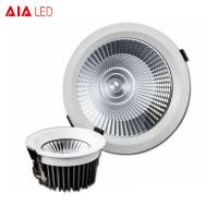 China led downlight ip65 recessed mounted downlight COB ip65 led downlight for home bathroom on sale