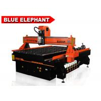 China 1325 cnc router 4 axis , cnc 1325 wood cutting machine , wood stair cnc router machine on sale