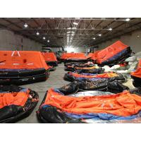 Inflatable Emergency Life Rafts For sale Manufactures