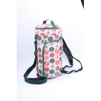 Wholesale Price Large capacity overnight bag with beautiful flower printing Manufactures