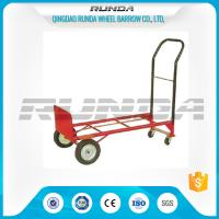 Four Wheels Transport Light Duty Hand Truck 50kg Loading  Replaceable Axle Manufactures