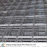 Wire Mesh Reinforcement|Welded Steel Bar Panels 6m Length for Concrete Manufactures