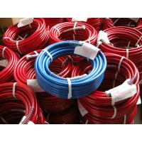 15m Airless Paint Sprayer Hose 3300psi 1/4in-38/in with blue and red color Manufactures