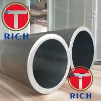 China GB/T3639-2000 Skived and Roller Burnished Seamless Steel Honed Tube on sale