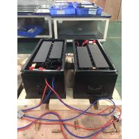 High Capacity Batteries Used In Electric Cars NCM48V75Ah 12.5A Max Charging Current Manufactures