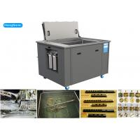 Econimical Size Ultrasonic Cleaning Machine , Large Ultrasonic Cleaner With Heater Manufactures
