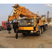 Used XCMG Crane QY50K  , 50 Ton Truck Crane , China Made Manufactures