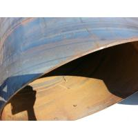 Hot Rolled API 5L Steel Pipe Psl1 A25 / L175 With Black Painting / Anti