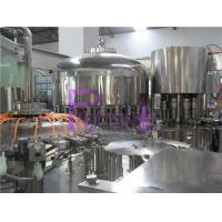 PLC Monoblock Drinking Water Filling Plant Beverage Washing Filling Capping Machine Manufactures
