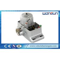 China Electric Sliding Gate Motor Automatic Warm - Up With Mode Number 4 on sale