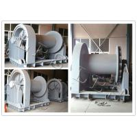 Efficient Electric Winch In Offshore Platform Winch For Oil Exploitation And Exploration Manufactures