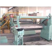 PLC Electric Steel Slitting Machine Cut to Length Line for Carbon Steel Plate Manufactures