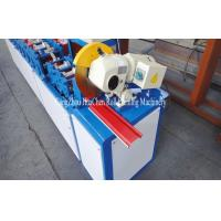 Full Automatic Fly Saw Cutting Shutter Door Forming Machine Making Steel Strip Manufactures