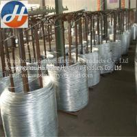 BWG 18# 1.2mm Hot dip galvanized iron wire Manufactures