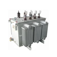 Oil-Immersed Dry Type Amorphous Alloy Transformer 10KV 400KVA With 3 Winding Manufactures