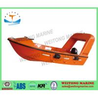 Quality Solas Approval Lifeboat Rescue Boat 7.5m With Oil - Resistant Foam Fender for sale