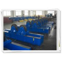 Wired Bolt Adjustment Pipe Welding Turning Rolls 10000kg 50HZ 3PH Manufactures