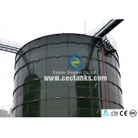 Gas / Liquid Impermeable Above Ground Fuel Storage Tanks 3450 N / Cm Adhesion Manufactures