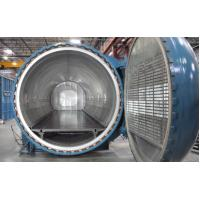 Buy cheap Composite curing autoclave with world class engineering and unique system design from wholesalers