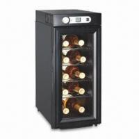 Wine Cooler with 26L Volume, 70W Input Power and 110/220V Rated Voltage Manufactures