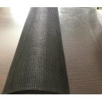 China High tensile strength 14x16 fiberglass insect screen rolls for Southeast Asia on sale