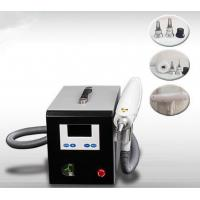 Protable Nd. yag laser for carbon black peelings & tattoo removal Manufactures