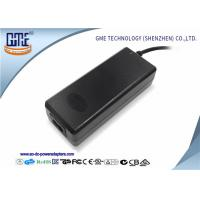 72W AC DC Desktop switch power adapter , power switch adapter full certificated Manufactures