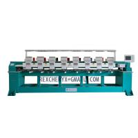 China Multi-head Cap/T-shirt Embroidery Machine/8heads Cap Embroidery Machine on sale