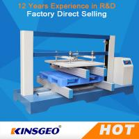Quality 300kg High Accuracy Box Compression Testing Machine 1000 / 2000 / 5000kg Capacity for sale