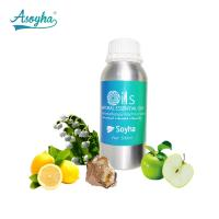 China Oil Soluble Pure Organic Essential Oils , Natural Scented Oils For Air Freshener on sale
