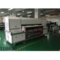 4 - 8 Color Ricoh Industrial Digital Textile Printer On Textiles High Resolution Manufactures