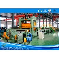 China Steel Cut To Length Machine Stable With Safety Operation 1600mm Strip Width on sale